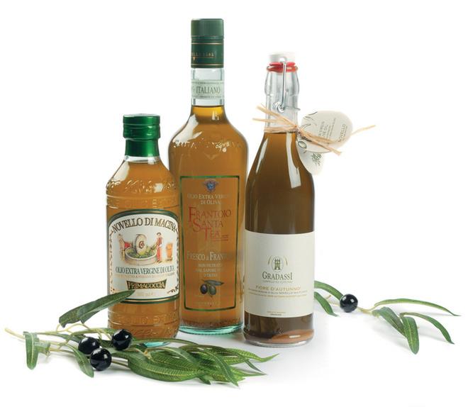 Вкус оливкового масла
