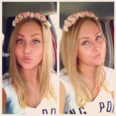 самые красивые блондинки Самары Ирина Ильина