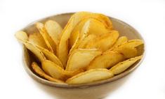 Полностью натуральные домашние чипсы