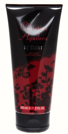 Лосьон для тела Christina Aguilera By Night.