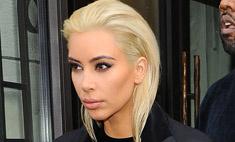 Шок: Ким Кардашьян покрасилась в блонд