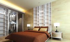 Красиво заправленная кровать – порядок в спальне