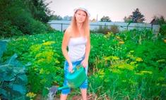 Юлия Мархель – самая красивая дачница Красноярска!