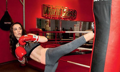 Дайнеко худеет с помощью бокса