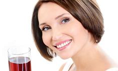 Вишневый сок – источник ценных витаминов