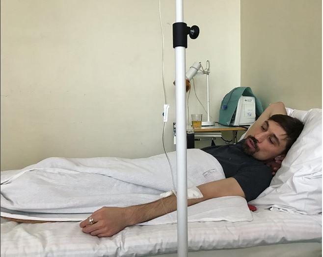 Дима Билан перенес операцию ради шоу
