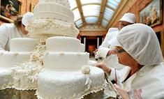 В Краснодаре заказали торт за 300 тысяч рублей!