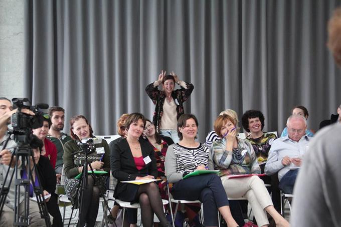 15-я Московская конференция «Дорогами психодрамы: годовщины, связь поколений, мечты»