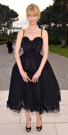 Клаудиа Шиффер в Dolce & Gabbana