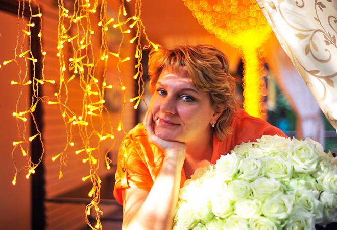 Салон цветов «Москва», создать букет