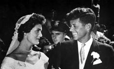 10 самых интересных фактов о свадьбе Жаклин и Джона Кеннеди
