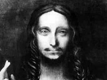 Найдена картина Леонардо Да Винчи «Спаситель мира»