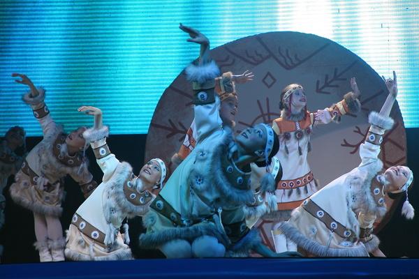 иркутские Конопушки станцуют в концертном зале Россия
