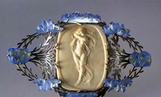 В Москве состоится выставка французского ювелира Рене Лалика