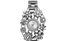 Весна-2013: Guess посвятил новую модель часов подснежникам