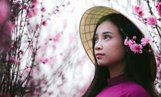 Девушка-цветок: китаянка покорила соцсети, просто ложась в кровать