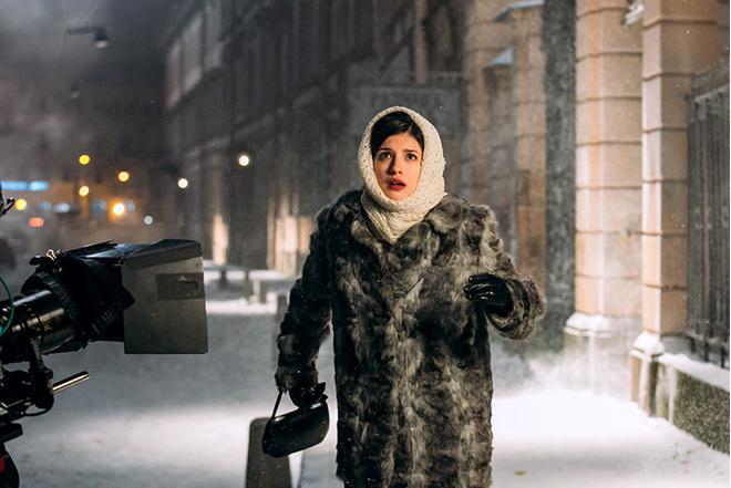Хождение по мукам, Анна Чиповская