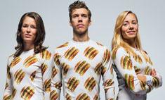 «Макдоналдс» предложил носить гамбургеры на одежде