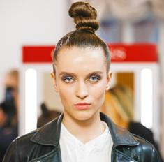 Как повторить макияж с показа Чапурина CHICKS & CROWN