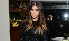 Ким Кардашьян похудела на 19 кг и хочет еще