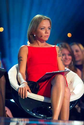 Актриса Лена Перова – один из самых строгих членов жюри.