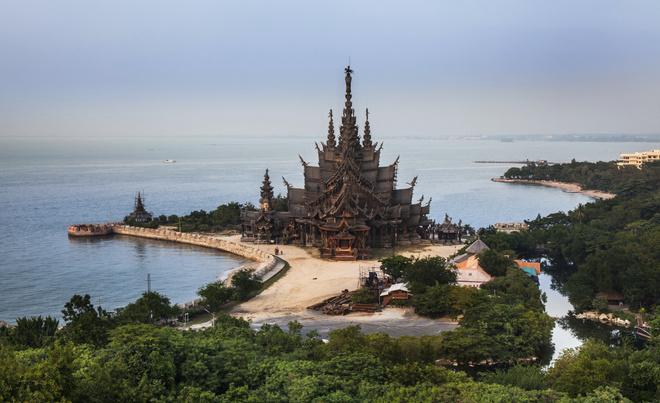 «паттайчаны» и «самуисты»: любимые места русских в таиланде