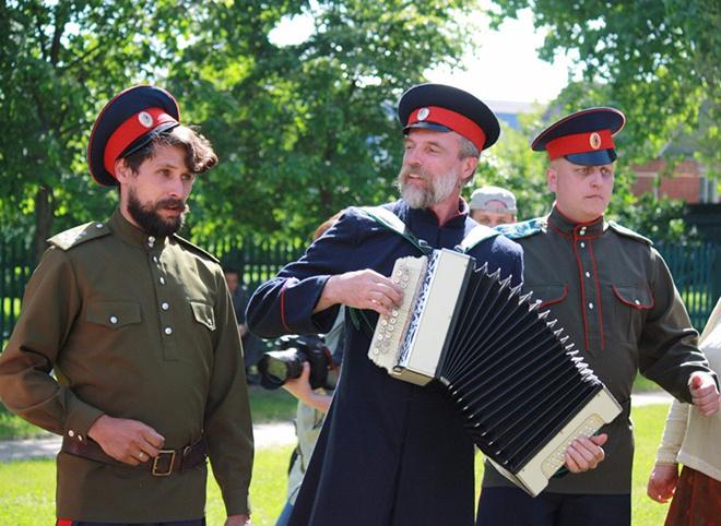 Фестиваль «Нет вольнее Дона Тихого», казачий фольклор