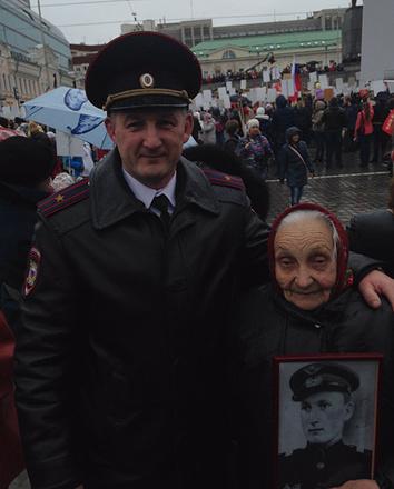 Денис Удилов, полицейский, фото