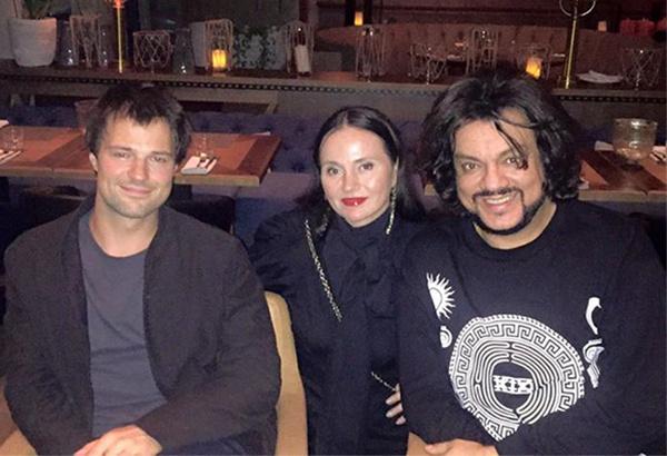 Данила Козловский и Филипп Киркоров