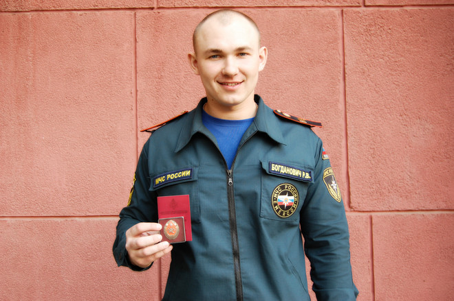 Честь и мужество: 10 сотрудников пожарной охраны Оренбурга