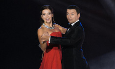 Мисс Екатеринбург пригласила Александра Олешко на белый танец