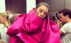 В моду с головой: за кулисами Недели моды в Лондоне