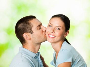 На календаре день поцелуев