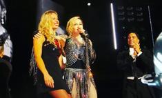 На концерте в США Мадонна вызвала на сцену красноярскую фанатку