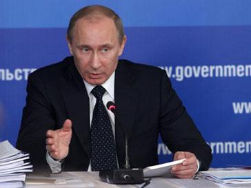 Владимир Путин приехал в Сочи