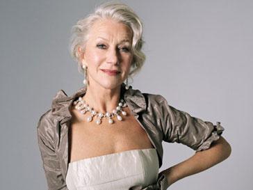 Во время отпуска Хелен Миррен (Helen Mirren) займется пошивом одежды