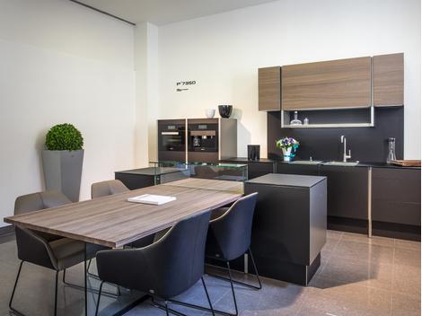 Poggenpohl совместно с Porsche Design Studio выпустили новую кухню | галерея [1] фото [3]