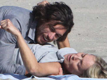 Шэрон Стоун (Sharon Stone) и Мартин Мика (Martin Mica)