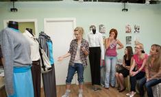 Ксения Собчак провела модный семинар