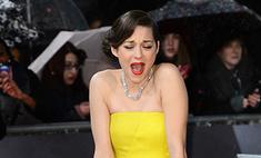 Звезды на красной ковровой дорожке BAFTA-2013