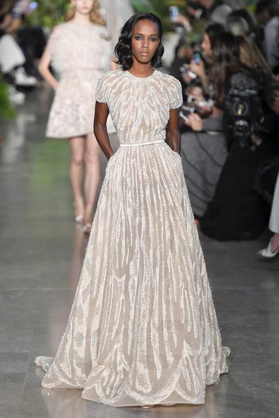 Лучшие свадебные платья из кутюрных коллекций | галерея [2] фото [1]
