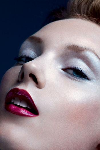 Макияж Pati Dubroff для Dior