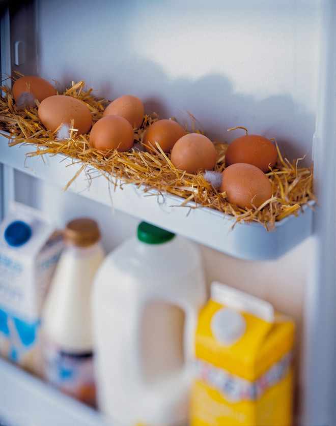 сколько можно хранить яйца в холодильнике
