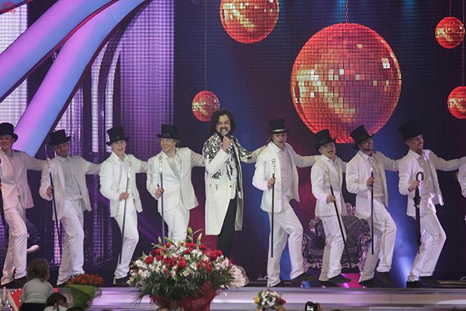 Концерт Филиппа Киркорова в Ростове-на-Дону