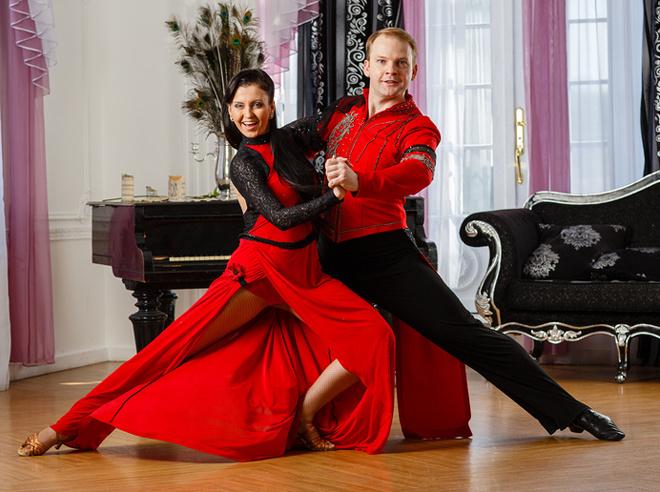 Мастер-класс: танго