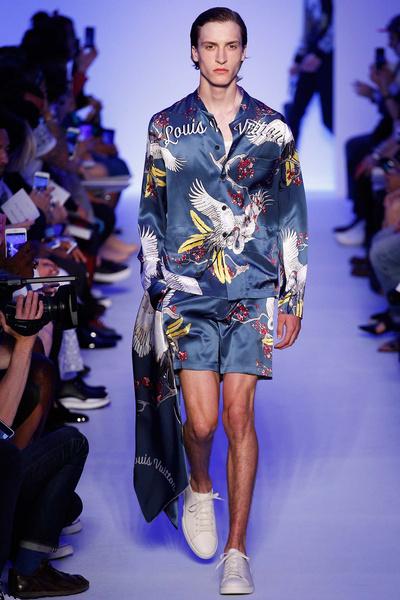 Неделя мужской моды в Париже: лучшие показы | галерея [3] фото [21]