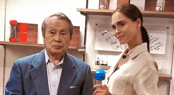 «Молекулярный водород как антиоксидант» — выступление профессора из Японии