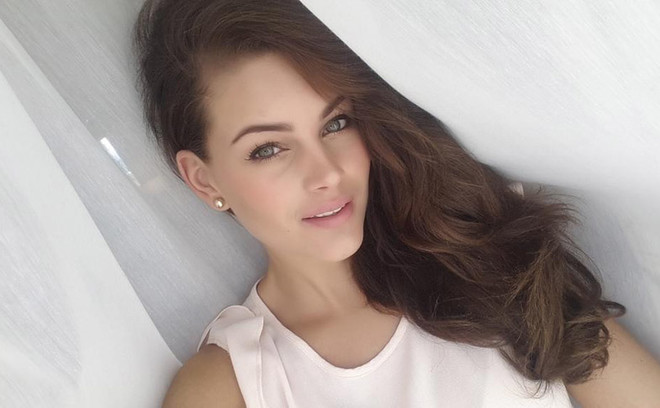 Ролин Штраус : Мисс Мира