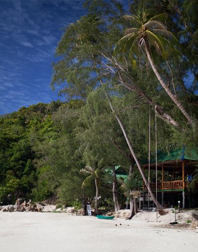 Новый год на острове Ко Панган