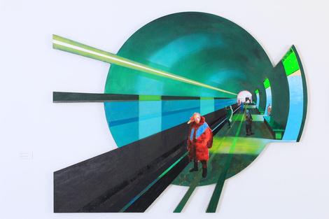 Открывается ярмарка Cosmoscow | галерея [1] фото [3]